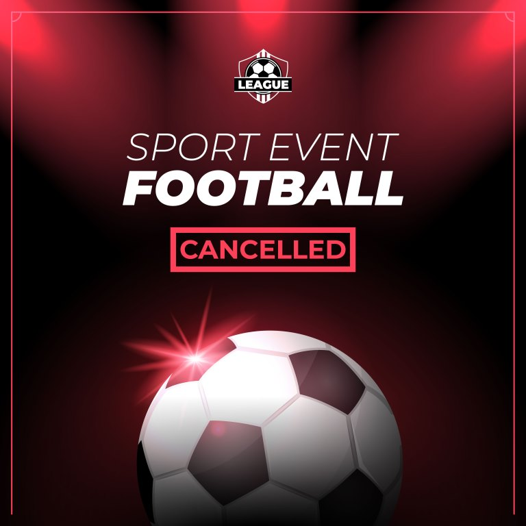 Tournament Cancelled